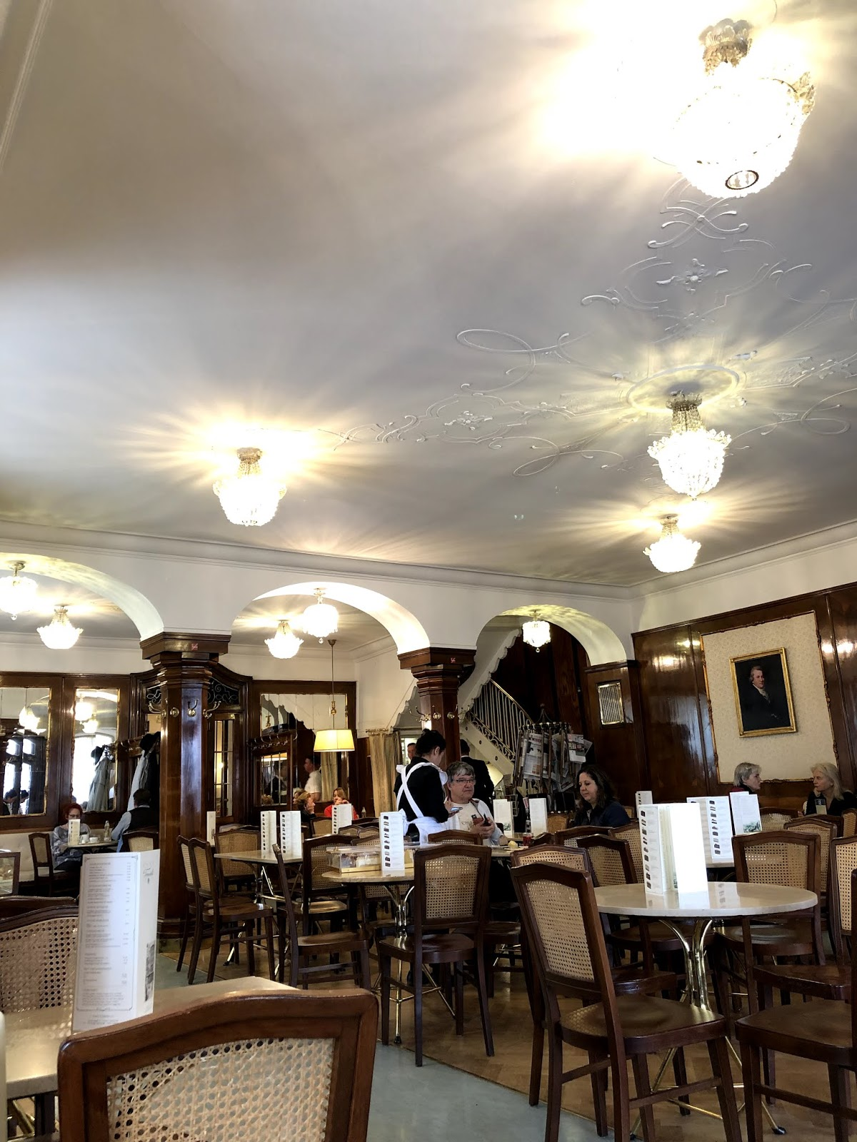 Salzburg Itinerary Cafe Tomaselli