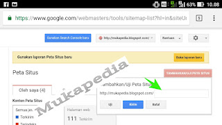 Cara membuat peta situs di webmaster, cara membuat sitemap di webmaster, cara mengirim peta situs di webmaster, cara mengirim sitemap di webmaster