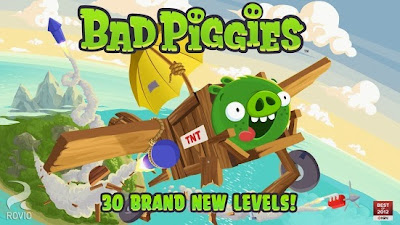 Show your Mechanical Skills with Bad Piggies Mobile Game | PC GATS