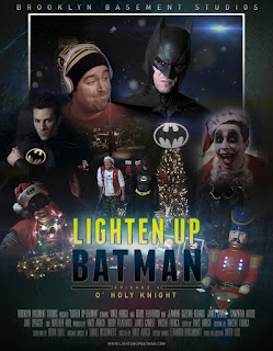 Lighten Up Batman: O' Holy Knight
