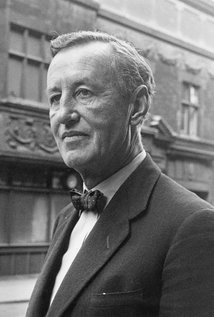 Ian Fleming. Director of The Poppy Is Also a Flower