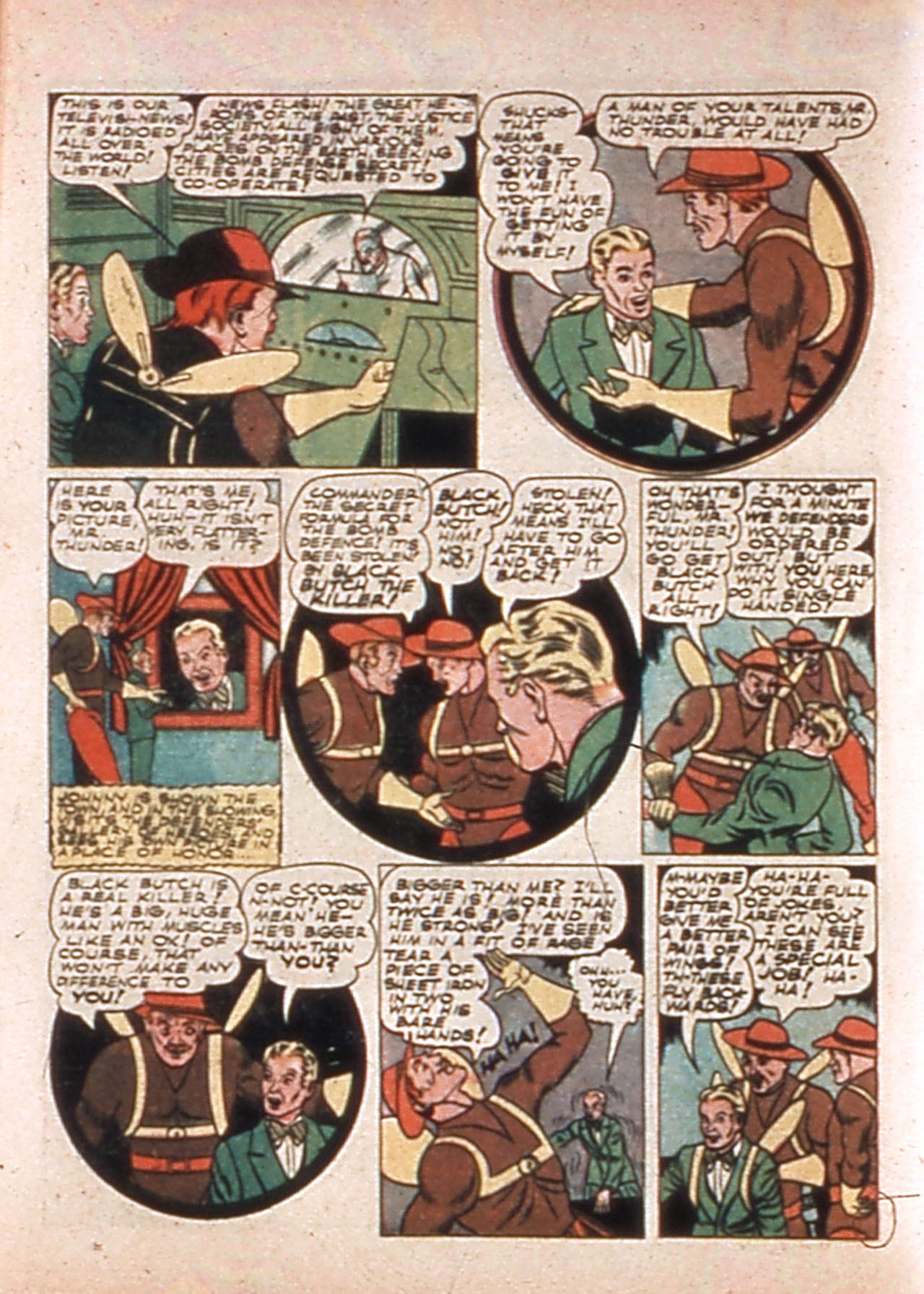 All-Star Comics (1940) issue 10 - Page 59