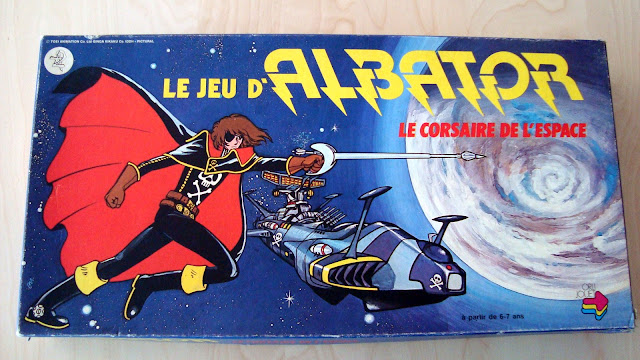 CAPTAIN HARLOCK / Albator (Takatoku/Takara)  1978-1979 - Page 2 Albator-jeu001
