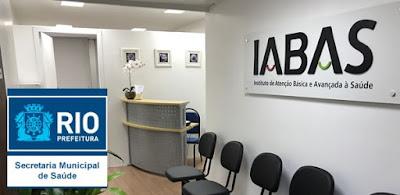 Concurso IABAS-RJ: Saiu edital 2018 com 13 vagas níveis médio e superior