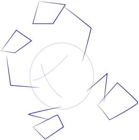 Cara Mudah Sketsa/Menggambar Primeape dari Pokemon