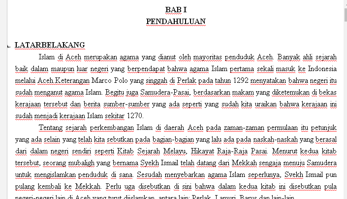 Beranda Ilmu Makalah Peradaban Islam Di Aceh