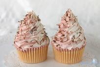 Jabon Cupcake Remolino Melocoton-Mixto