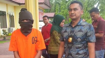 Di Aceh Tamiang, Sopir Minibus Perkosa Penumpang