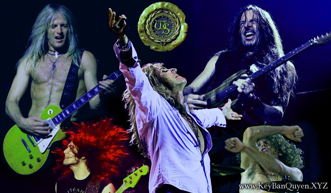 Tổng hợp CLIP nhạc HD của nhóm Hard Rock -  Whitesnake