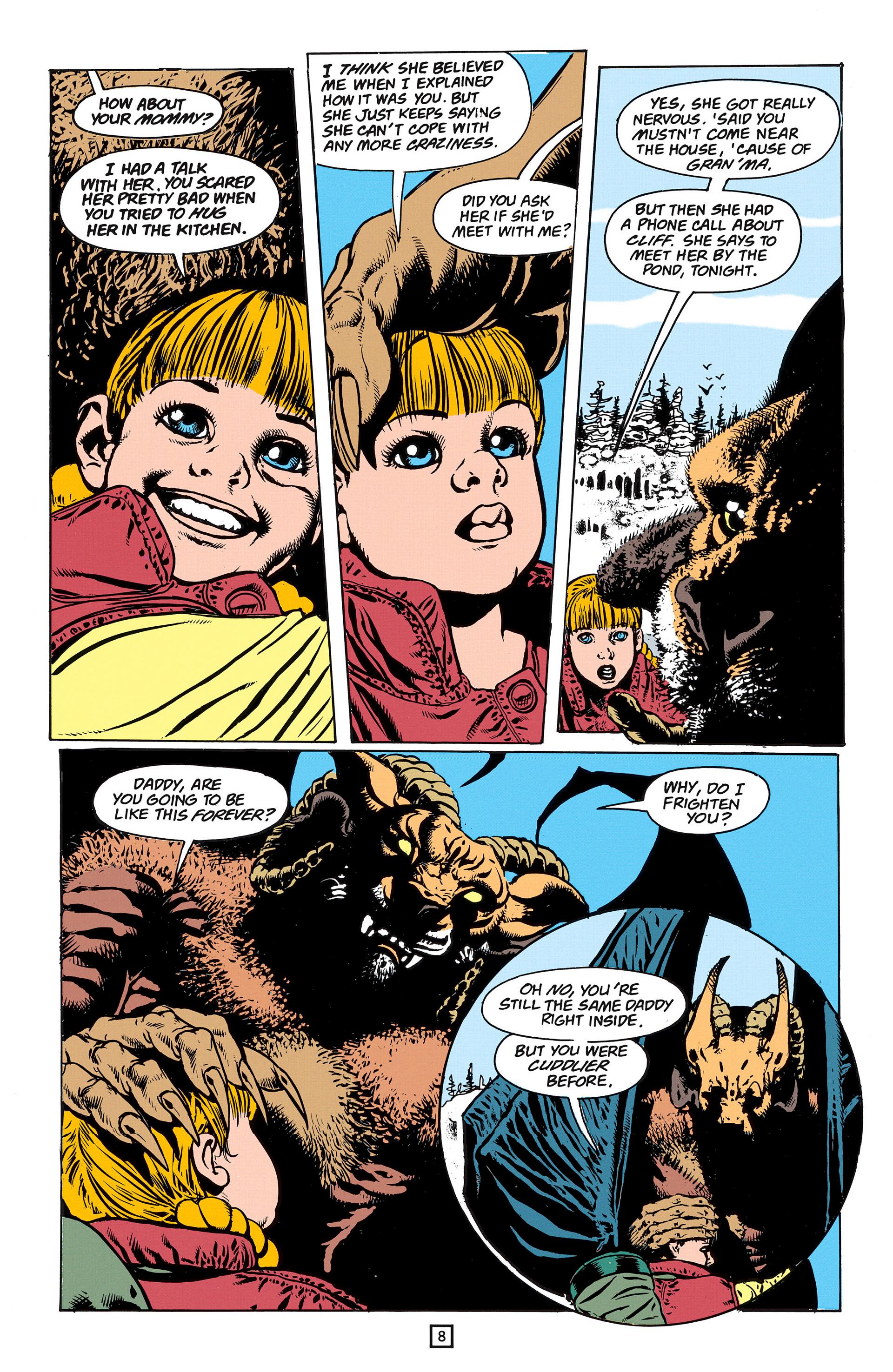 Read online Animal Man (1988) comic -  Issue #56 - 9