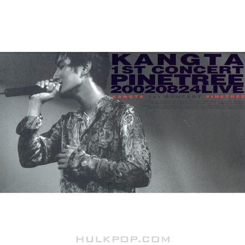 KANGTA – Kangta 1st Concert Pinetree (ITUNES MATCH AAC M4A)