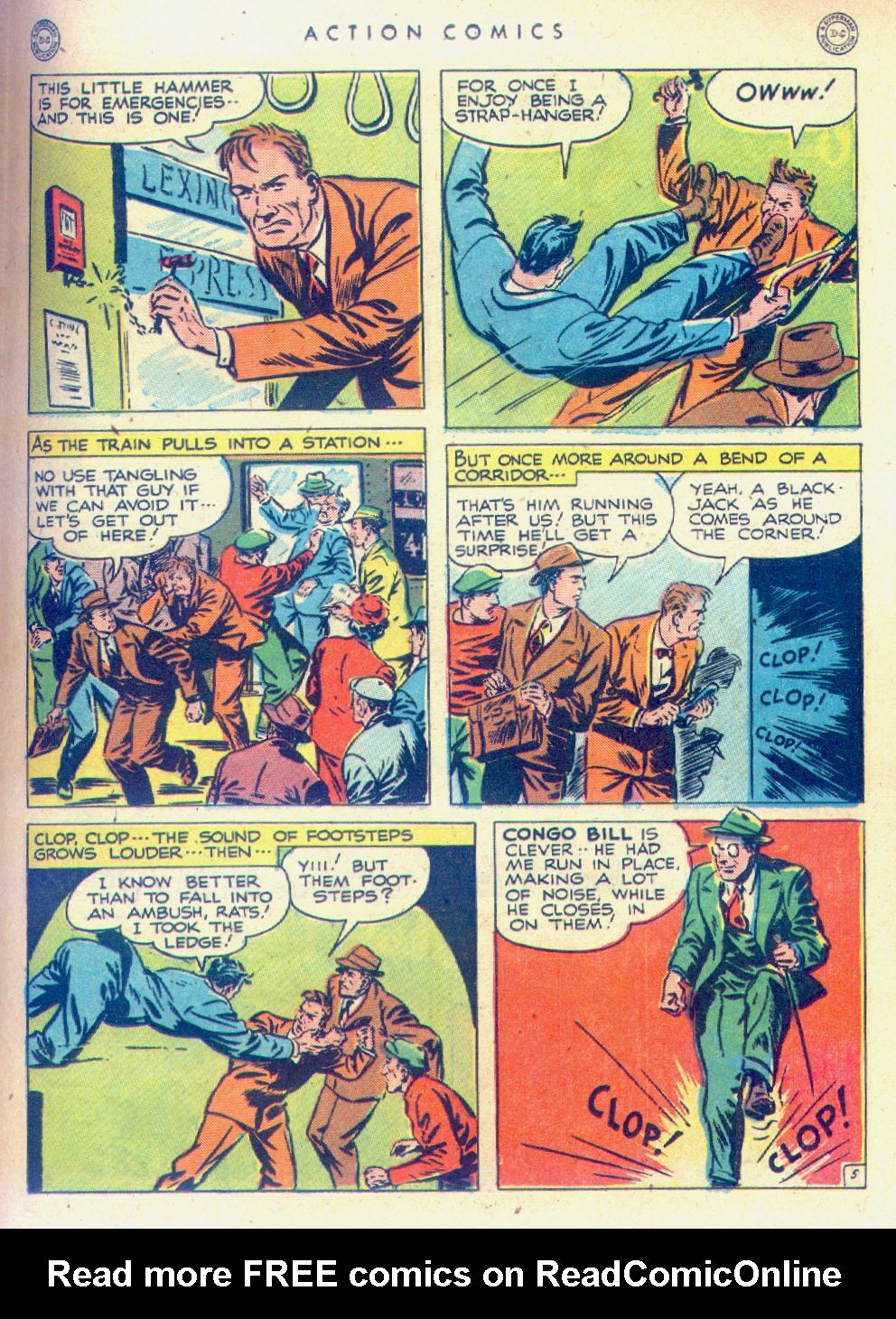 Action Comics (1938) 113 Page 28