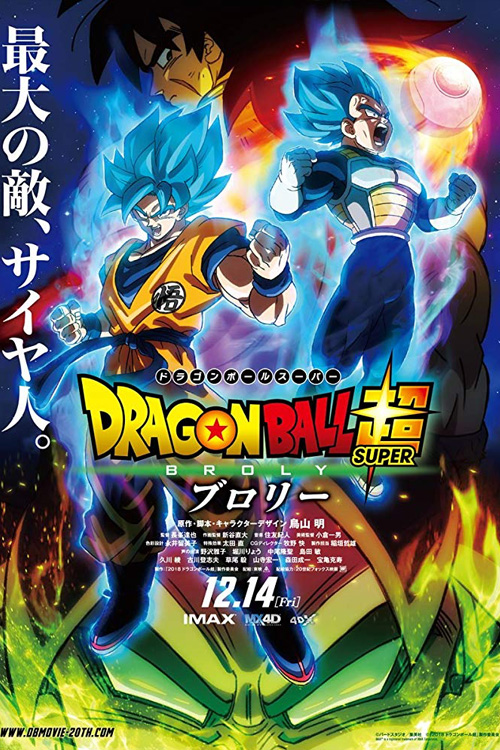 Dragon Ball Super: Broly (2019) bluray - Dunia21