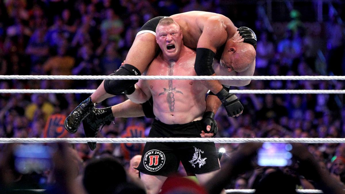 Free Hd Wallpapers Wwe Champion Brock Lesnar 2017 Hd Wallpapers