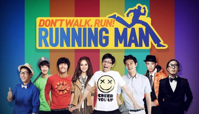 Running Man Subtitle Indonesia