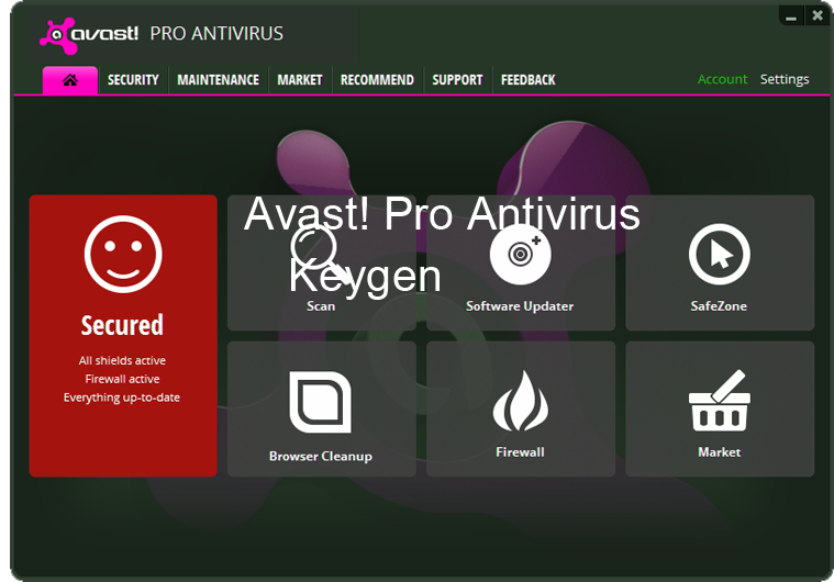 Avast Antivirus 2015 Keygen Portable License Serial Download