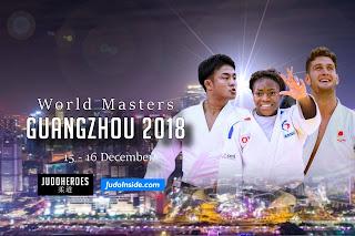 JUDO - Japón domina el World Masters 2018 con 14 medallas y donde Sherazadishvili se hizo maestro de los 90 kg