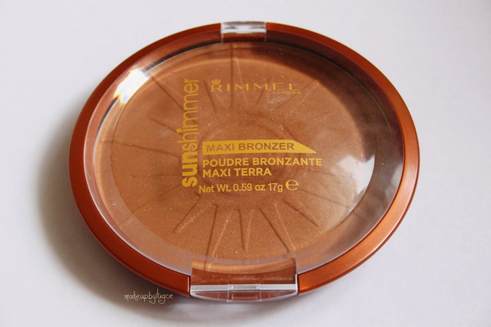 Rimmel London 3 in 1 Shimmering Bronzer incelemesi