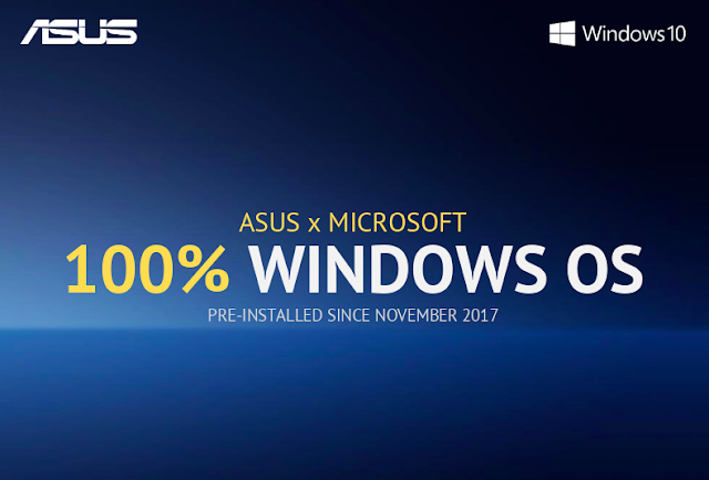 ASUS and MICROSOFT
