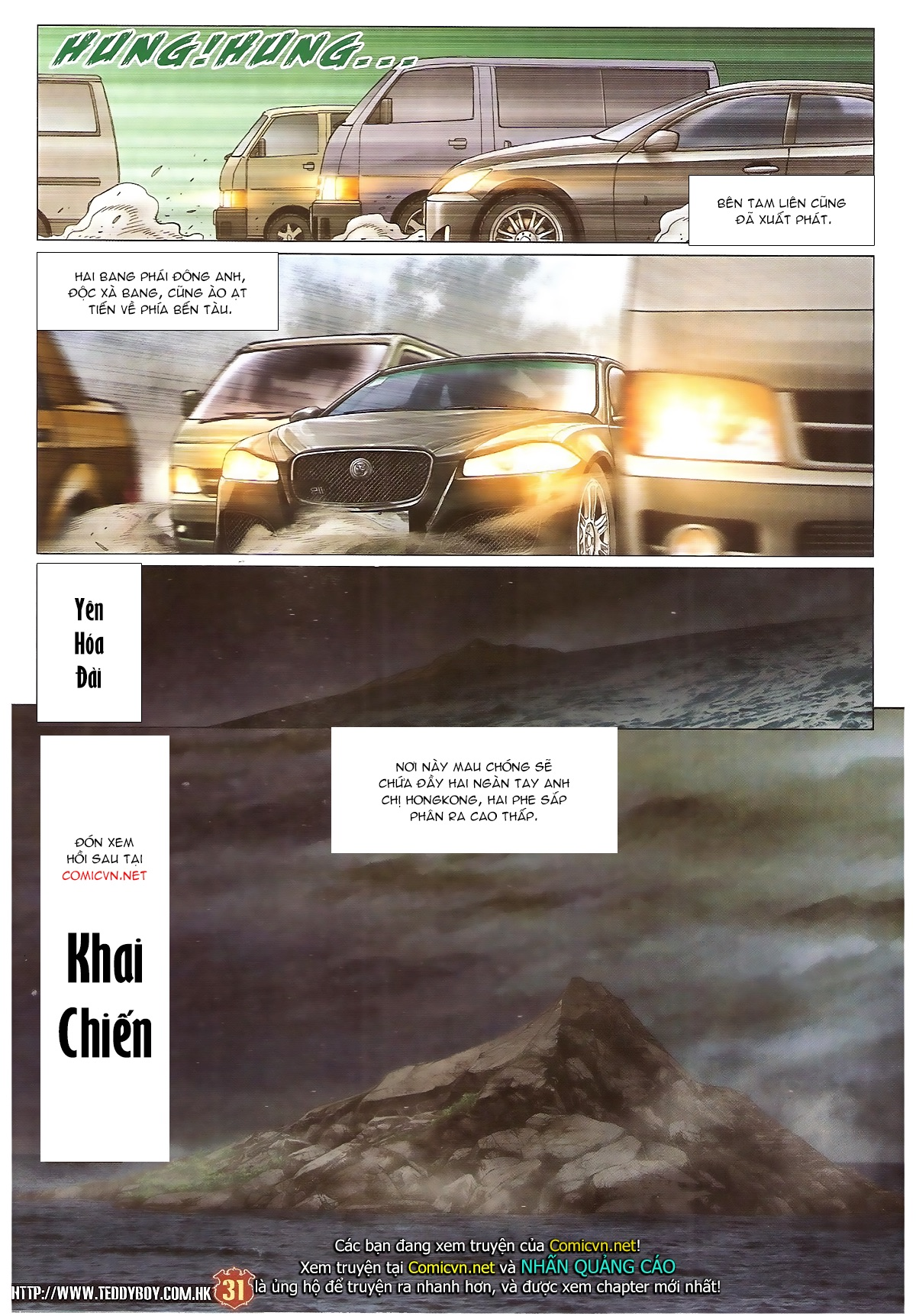 Người Trong Giang Hồ RAW Chương 1828 - NhoTruyen.Net