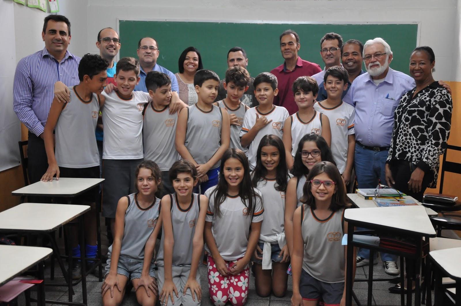 134f9ecc705 Vereadores visitam Centro Educacional Jean Piaget