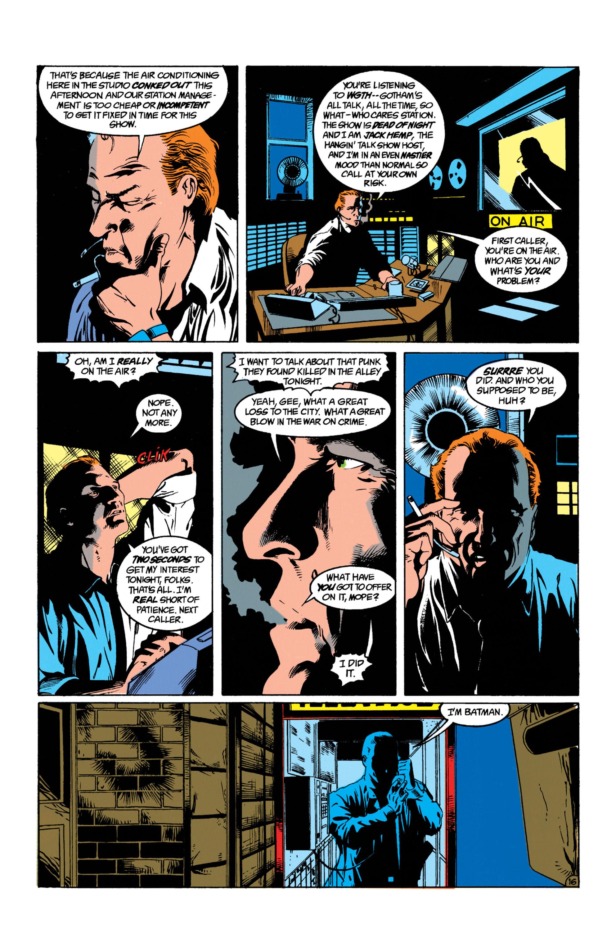 Detective Comics (1937) 622 Page 16