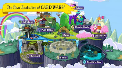 Card Wars Kingdom Apk