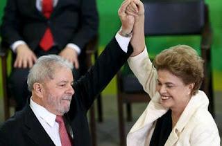 ο πρώην πρόεδρος της Βραζιλίας Λουίς Ινάσιου Λούλα ντα Σίλβα