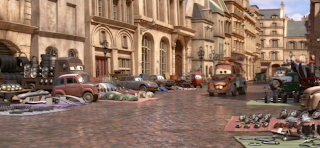 cars 2 alexis wheelson screen shot