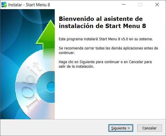 IObit Start Menu 8 Pro Full imagenes