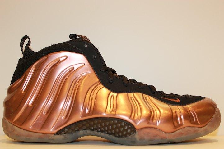 separation shoes 0c630 35240 ... black metallic copper 314996-081; Nike Air Foamposite One - Dirty Copper;  Nike Foamposite One ...