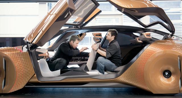 Precio del BMW VISION NEXT 100 CONCEPT