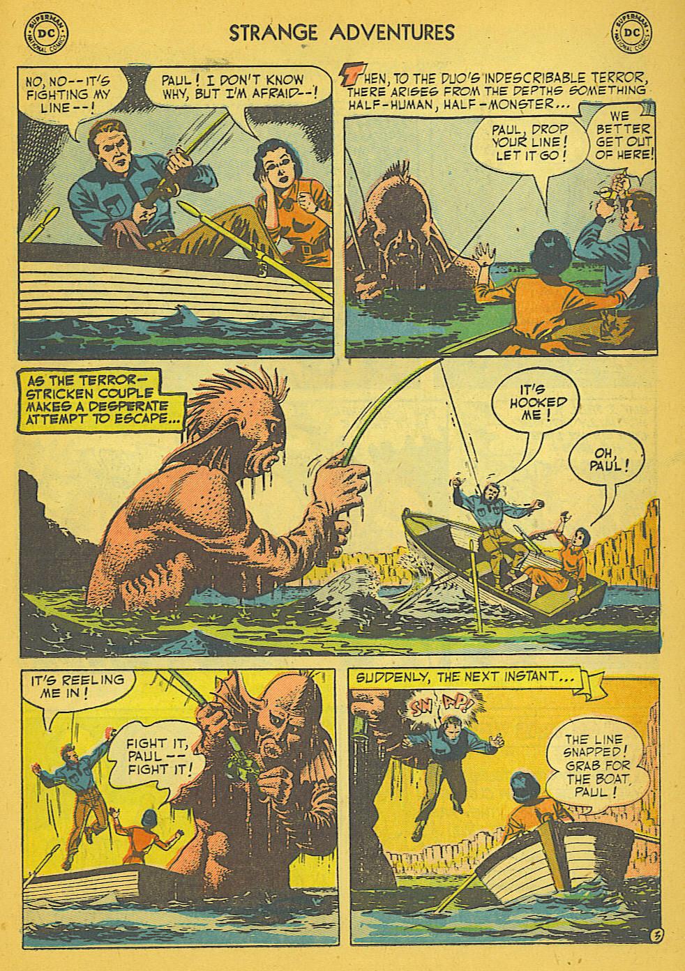 Strange Adventures (1950) issue 21 - Page 23