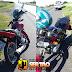 Colisão entre motos deixa duas pessoas feridas na BR 230 em Sousa; veja fotos
