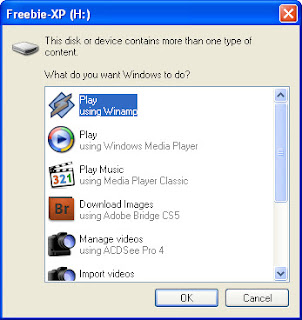 Cara Mematikan Autorun di Windows XP