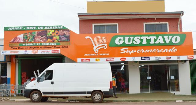 Acabou as férias-Gusttavo Supermercado reabre nesta segunda-feira