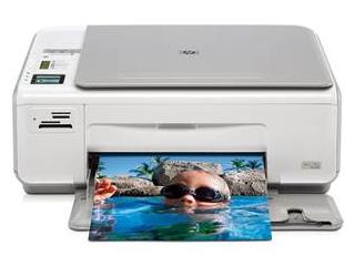 HP Photosmart C4275 Driver Download