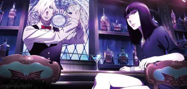 death parade review bercerita