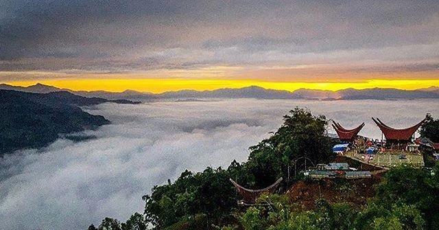 Puncak Lolai, Kecamatan Kapalapitu, Kabupaten Toraja Utara