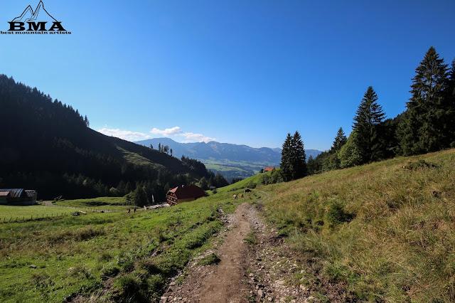 Wandern Oberstdorf Rubihorn Gaisalpsee Heimplanet The Wedge Zelt aufblasbar - Best Mountain Artists Premiumwanderweg Allgäu