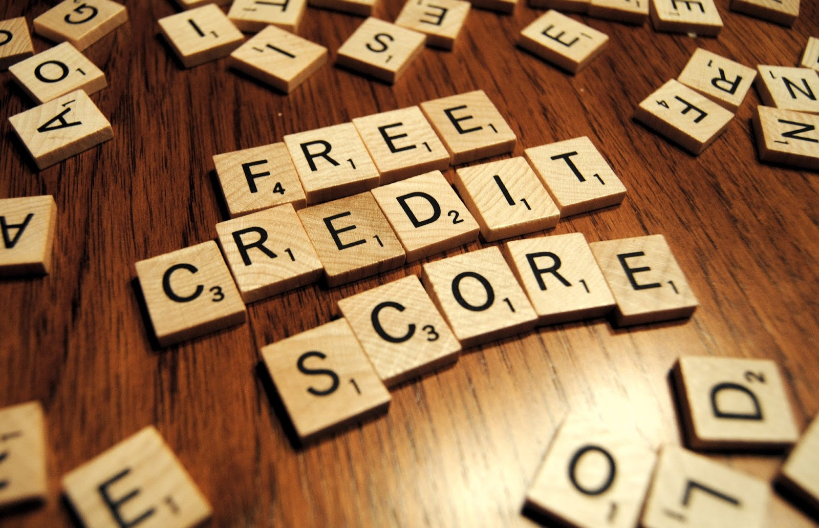 Scrabble: Free Credit Score Banking Basics For Believers: Fico Credit  Scores Everything You Can