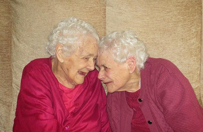Najstarije svjetske Identične blizanke