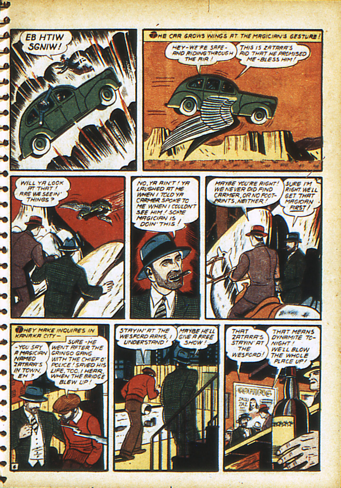 Read online Action Comics (1938) comic -  Issue #28 - 62