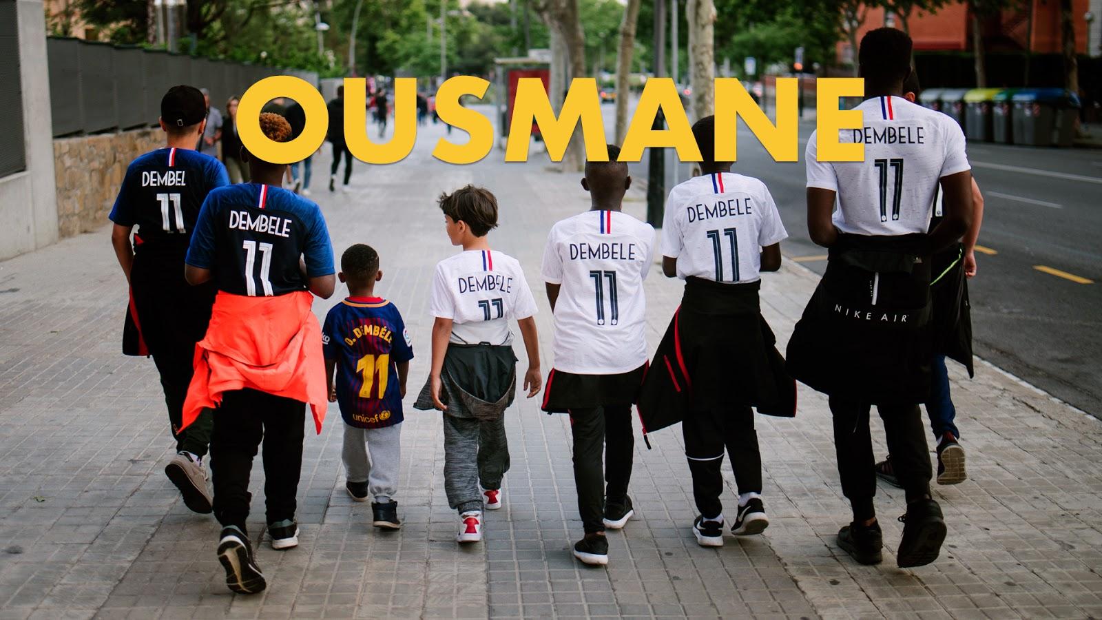 280ebd4daa3 Nike and Yard Release  Ousmane