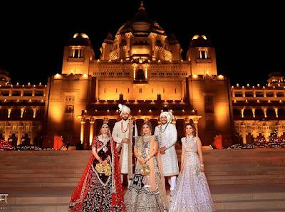 Maharaja-Theme-Wedding-Ceremony