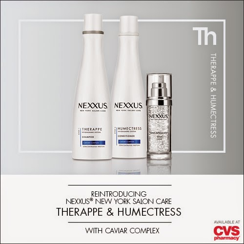 Revamp Your Spring Beauty Routine with Nexxus New York Salon Care Available at CVS! #NewNexxusCaviar