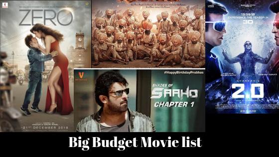 Entertainment News - भारत की सबसे बड़ी और महंगी फिल्म का लिस्ट