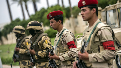 Egypt - Top 10 Largest Armies In The World
