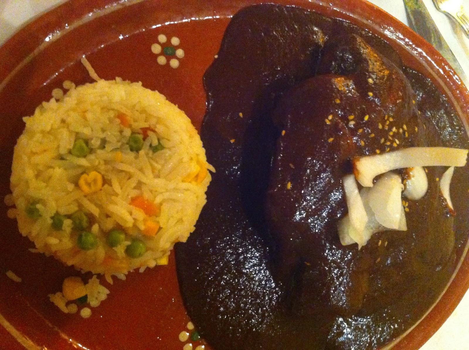 Restaurant Mexicaine Paris Mole