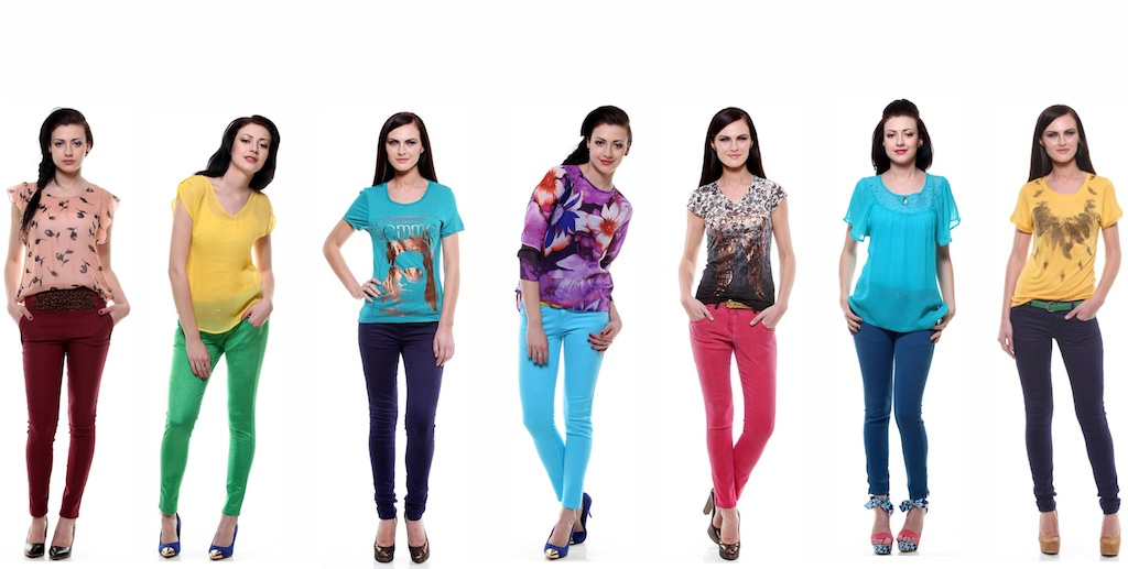 Choice clothing online